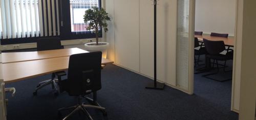 kantoorruimte Biesbosch